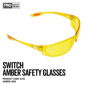 ProChoice Switch Safety Glasses