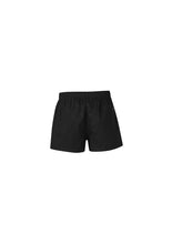 Load image into Gallery viewer, Syzmik Rugby Shorts Black - ZS105