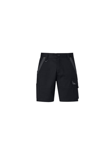 Syzmik Streetworx Tough Shorts Black - ZS550
