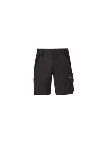 Syzmik Streetworx Tough Shorts Charcoal - ZS550