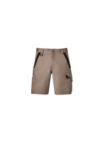 Syzmik Streetworx Tough Shorts Khaki - ZS550