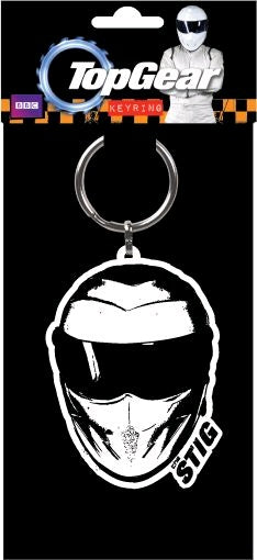 toy-lectables - Top Gear - The Stig Flexible Keyring - Miscellaneous - Other
