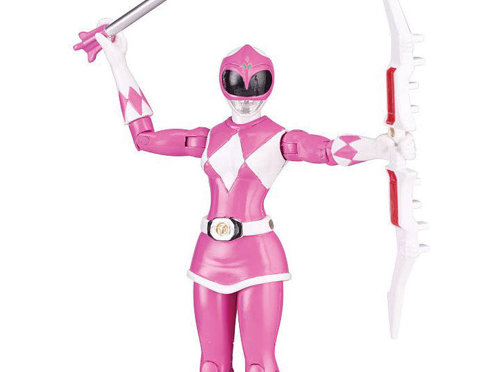 toy-lectables - Kimberly POWER RANGERS Pink Ranger - Japanese - Bandai