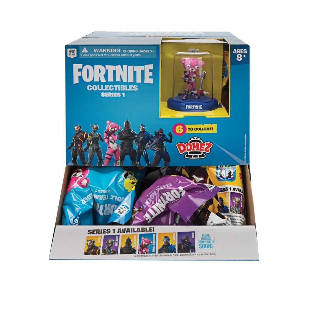 toy-lectables - Fortnite Domez Figure - Kids Stuff! - Epic Games
