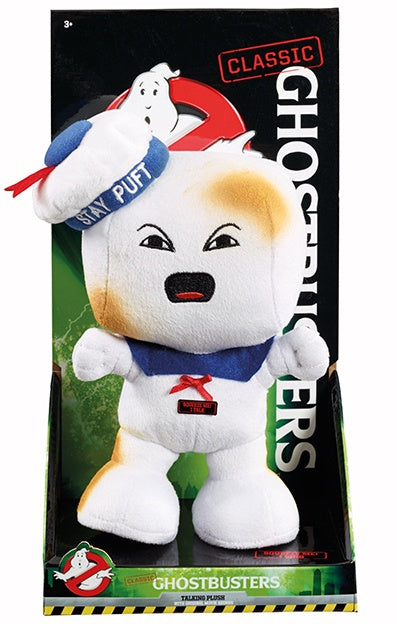 toy-lectables - Stay Puft Talk Plush Toast GHOSTBUSTERS - Miscellaneous - UnderGround-Toys