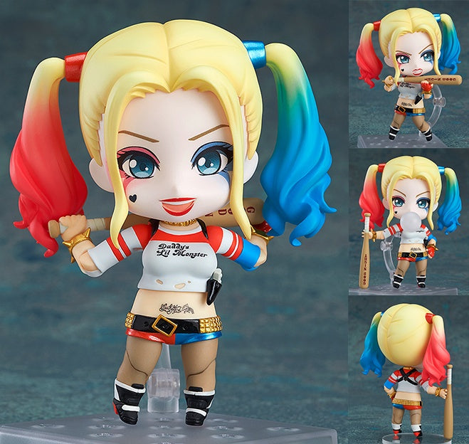 toy-lectables - Nendoriod Harley Quiun SUICIDE SQUAD - Cool S%#@! - Bandai