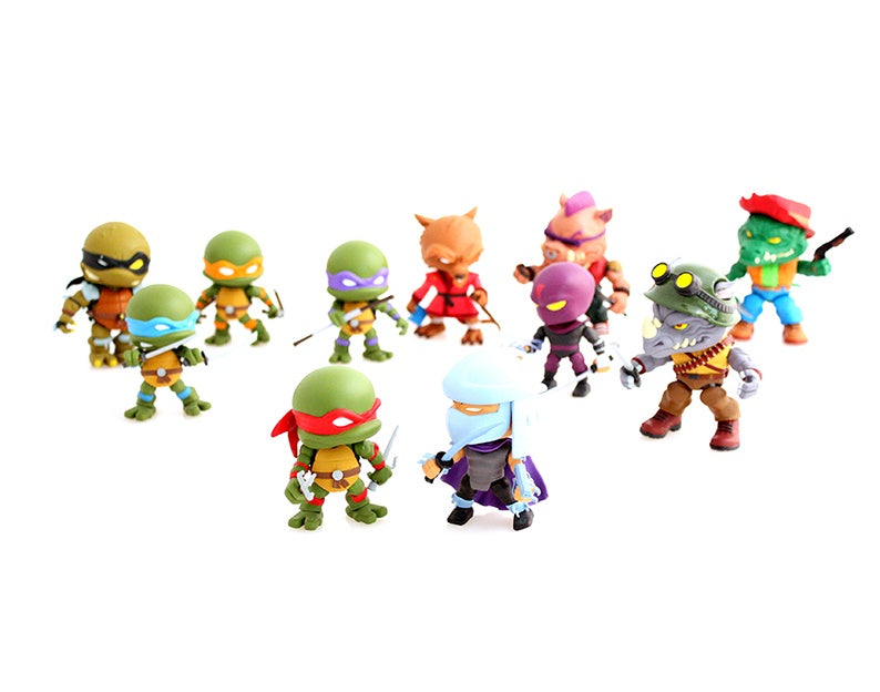 toy-lectables - TMNT Wave 2 FIG - BLIND BOXES - The Loyal Subjects