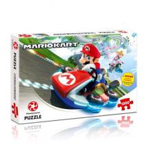 toy-lectables - Super Mario- Mario Kart 1000pce Puzzle - Miscellaneous - Winning Moves