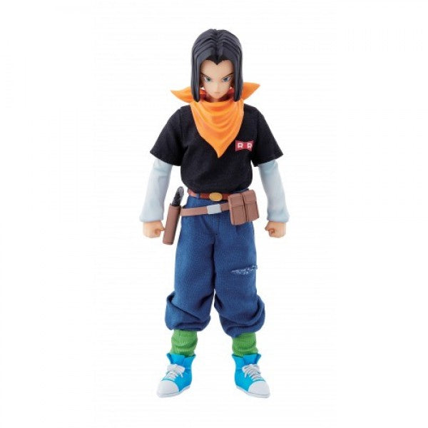 toy-lectables - Dimentions Android 17 Fig DB Z - Japanese - Bandai