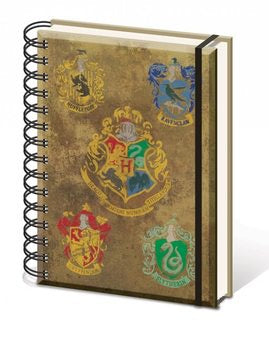 toy-lectables - Harry Potter Notebook - Miscellaneous - HARRY POTTER