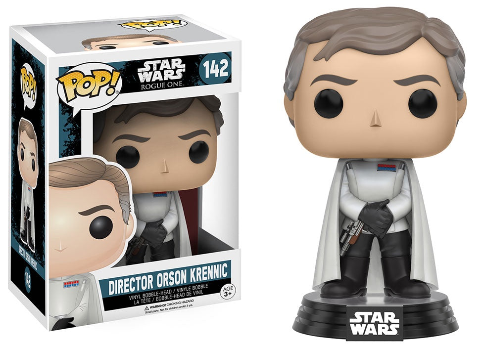 toy-lectables - Director Orson Krennic - FUNKO Pop! vinyl - Funko