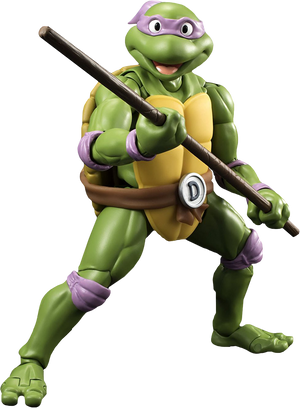 toy-lectables - TMNT Donatello S.H.Figuarts - Japanese - Bandai