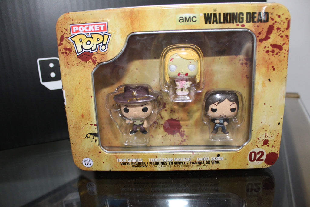 toy-lectables - Funko Pocket Pop! The Walking Dead - FUNKO Pop! vinyl - FUNKO