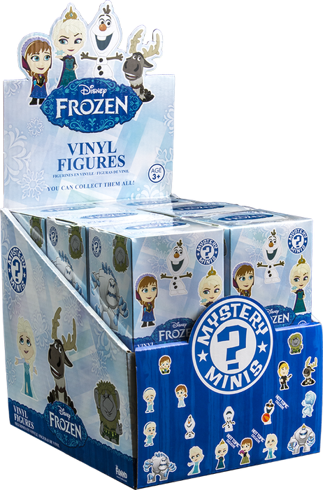 Frozen - Mystery Minis Exclusives
