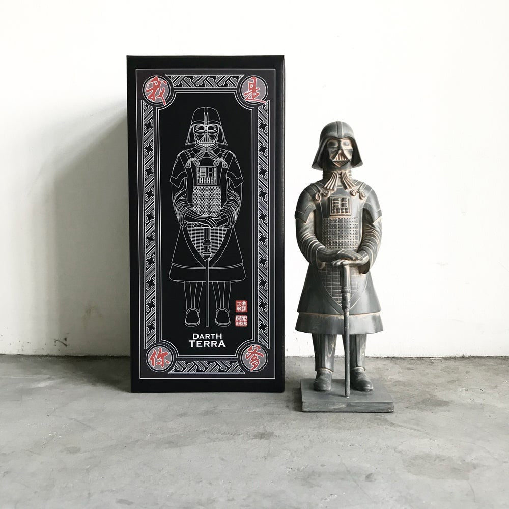 toy-lectables - Darthterra (I am your Father edition) - Designer/Art Toys - FLAB SLAB