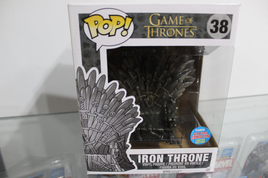 toy-lectables - GOT Iron Throne 38 - FUNKO Pop! vinyl - FUNKO