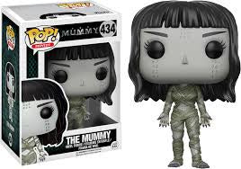 toy-lectables - The Mummy- The Mummy Pop! 434 - FUNKO Pop! vinyl - FUNKO