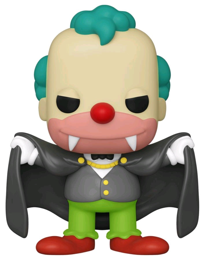 The Simpsons - Krusty Vampire Pop! Vinyl