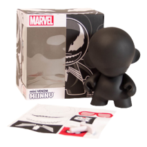 toy-lectables - Munnyworld- Venom Mini Munny - Designer/Art Toys - Kidrobot