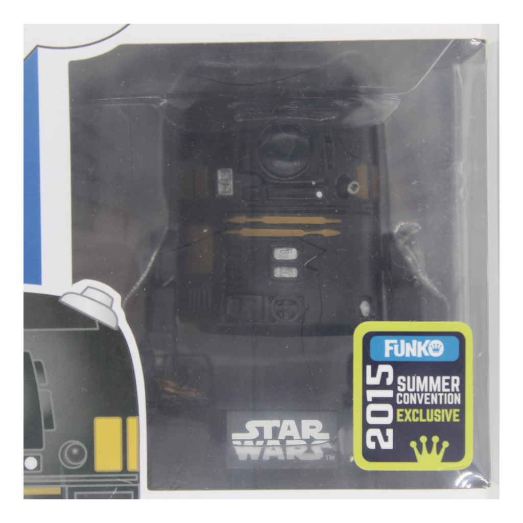 toy-lectables - R2-Q5 Galactic Convention - FUNKO Pop! vinyl - FUNKO