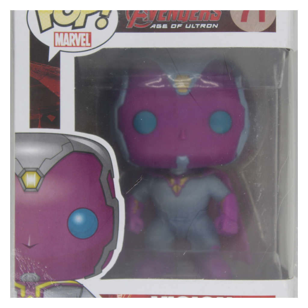 toy-lectables - Vision 71 Age of Ultron - FUNKO Pop! vinyl - FUNKO