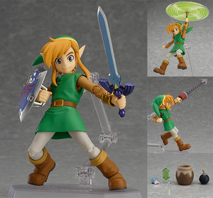 toy-lectables - ZELDA EX-032 Link Between Worlds - Japanese - Good Smile