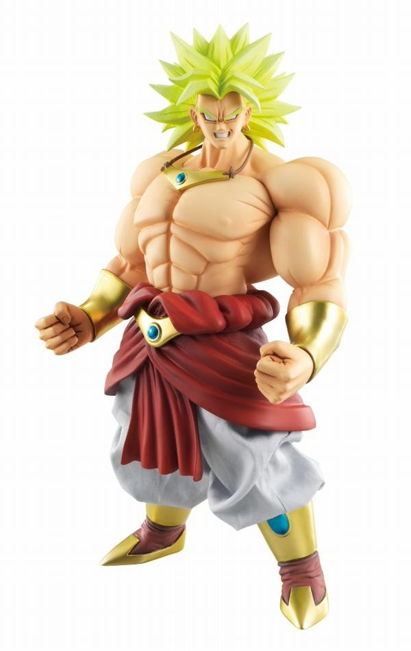 toy-lectables - Diment Super Saiyan Broly Fig DB Z - Japanese - Bandai