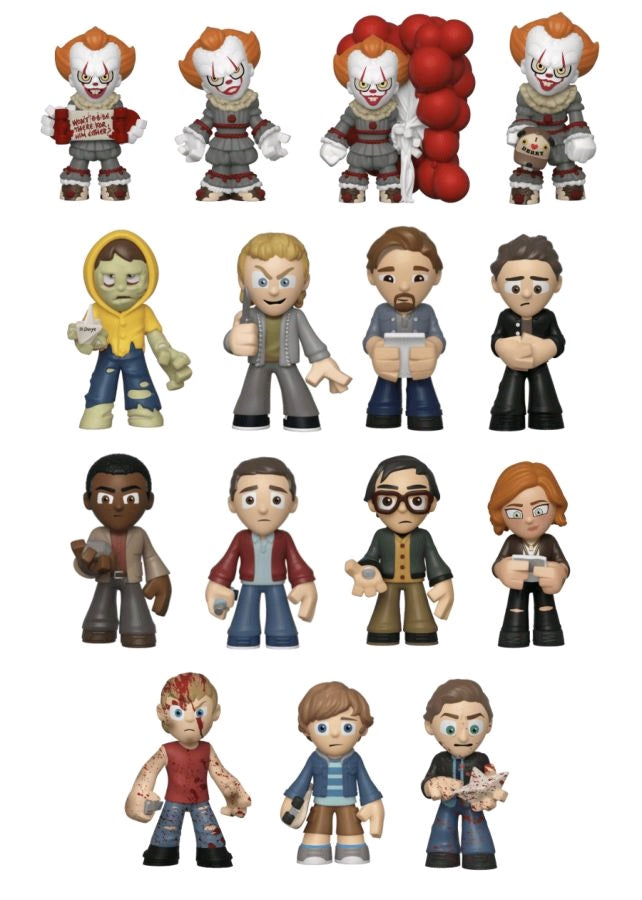 It: Chapter 2 - Mystery Minis HT US Exclusive Blind Box [RS]