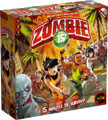 Zombie 15' - Board Game