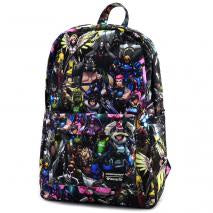 Overwatch - Collage Print Backpack