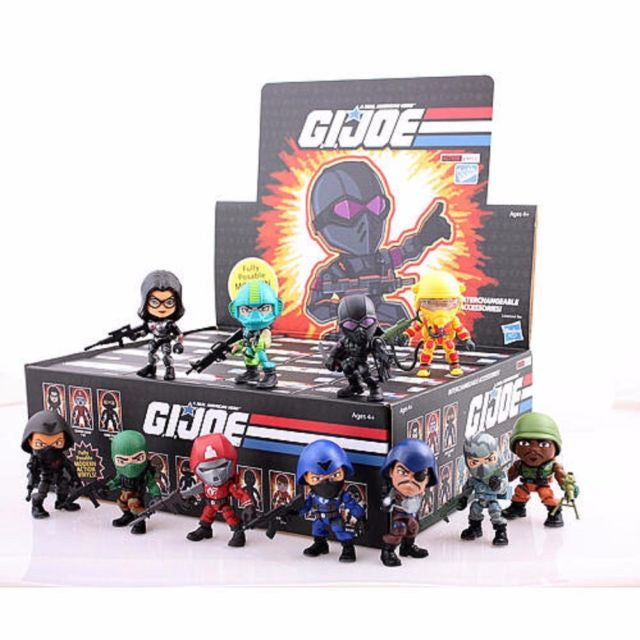 toy-lectables - G.I Joe America Hero Blind Box Fig - BLIND BOXES - The Loyal Subjects
