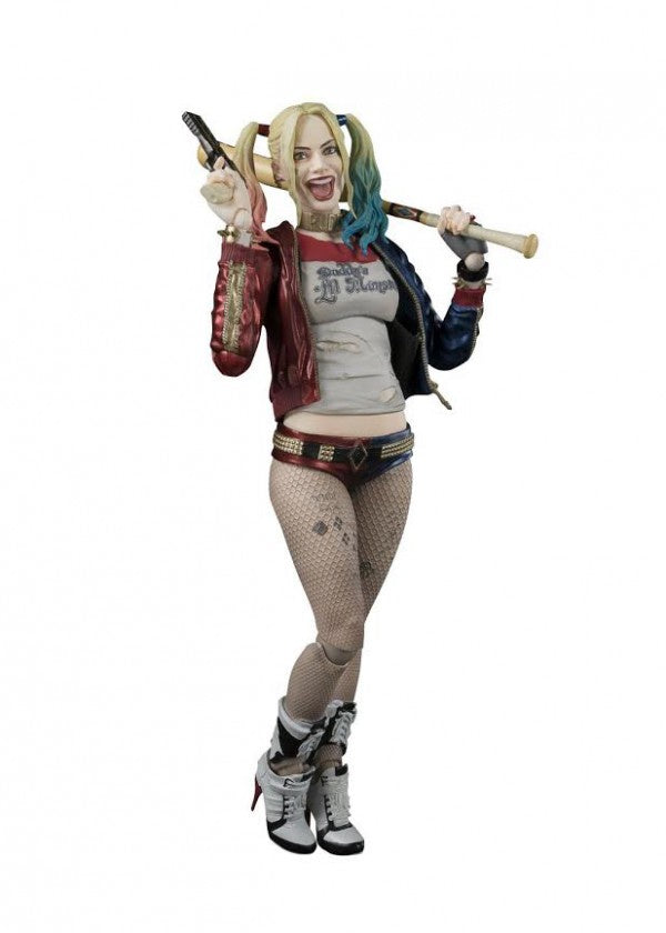 toy-lectables - Harley Quinn Fig SHF SUICIDE SQUAD - Japanese - Bandai