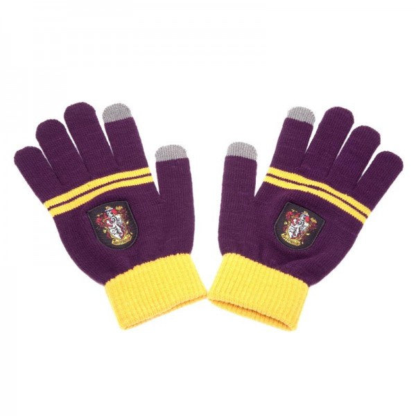 toy-lectables - HARRY POTTER Gloves GRIFFINDOR PURPLE - Miscellaneous - HARRY POTTER