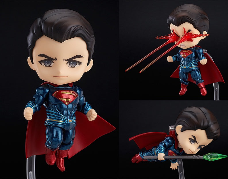 toy-lectables - Nendoriod Superman GOOD SMILE - Cool S%#@! - Good Smile