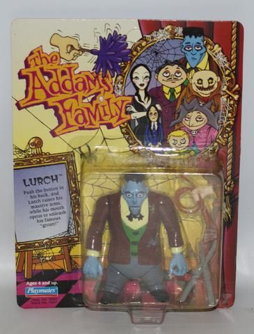 The Adams Family LURCH play ORIG UNPUNCH