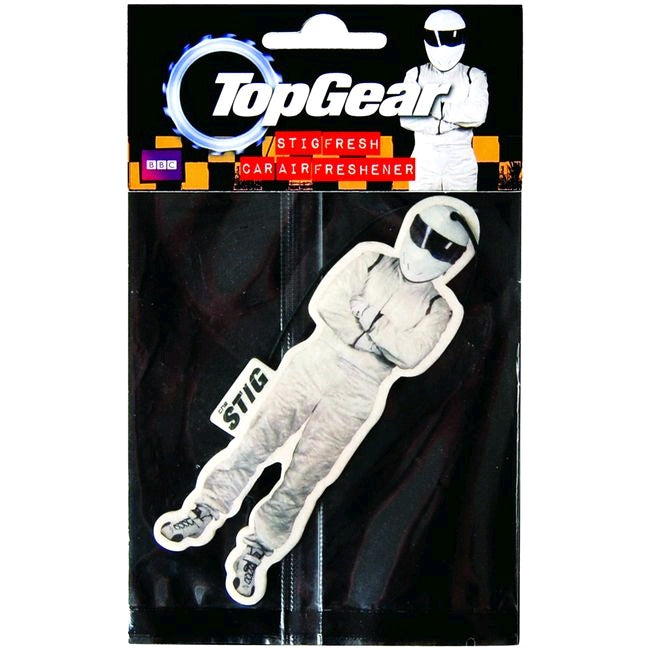 toy-lectables - Top Gear - The Stig Car Air Freshener - Miscellaneous - Other