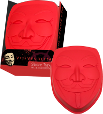 toy-lectables - Vendetta Cake Mould - Miscellaneous - Other