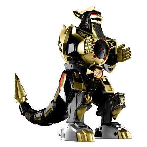 toy-lectables - Legacy Dragonzord B&G Fig POWER RANGES - Cool S%#@! - Bandai