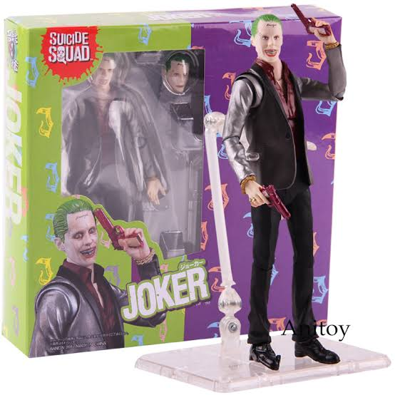 toy-lectables - Joker Fig SHF SUICIDE SQUAD - Japanese - Bandai