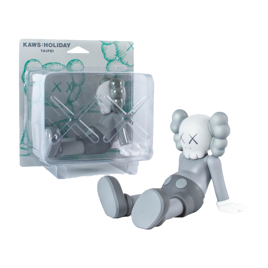 Kaws Holiday Taipei Grey Colourway edition AllrightsReserved collab