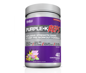 Purple K Reps 40 scoops Caffeine Free