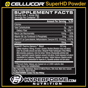 Super HD Powder