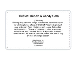 Twisted Treacle & Candy Corn
