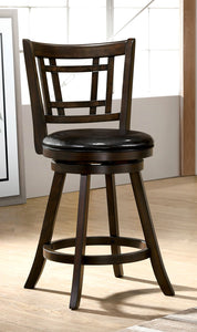"Tolley Brown Cherry 24"" Barstool"