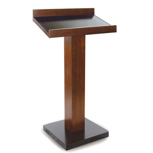 Catalia Dark Oak/Espresso Book Stand