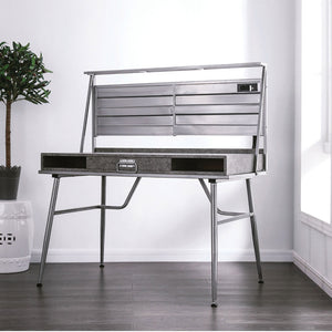 Mccredmond Silver Desk
