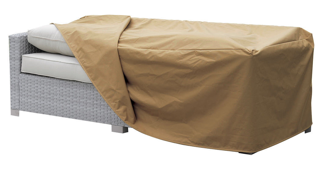 BOYLE Light Brown Dust Cover for Sofa - Small