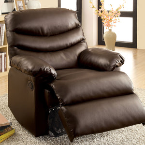 Plesant Valley Brown Recliner