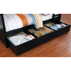 Grano Antique Black Trundle/Drawers