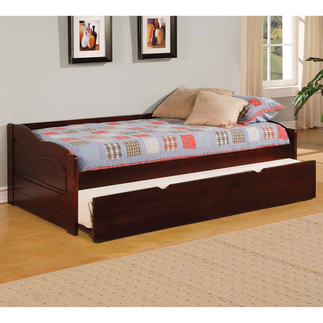 Sunset Cherry Daybed w/ Trundle, Cherry